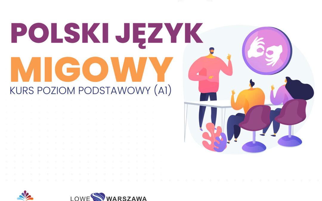 JĘZYK MIGOWY A1